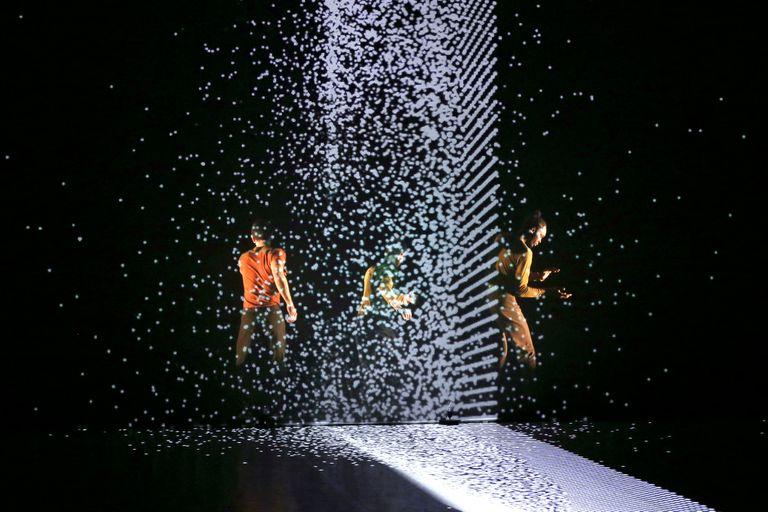 De Francia se presentará Pixel, del coreógrafo Mourad Merzouki, una propuesta en la cual convive la danza con los efectos 3D