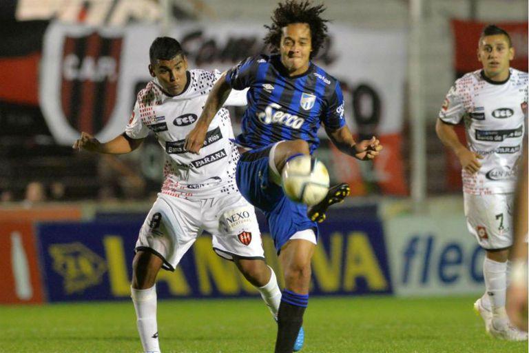 Atlético empató en Paraná y se mantiene como líder