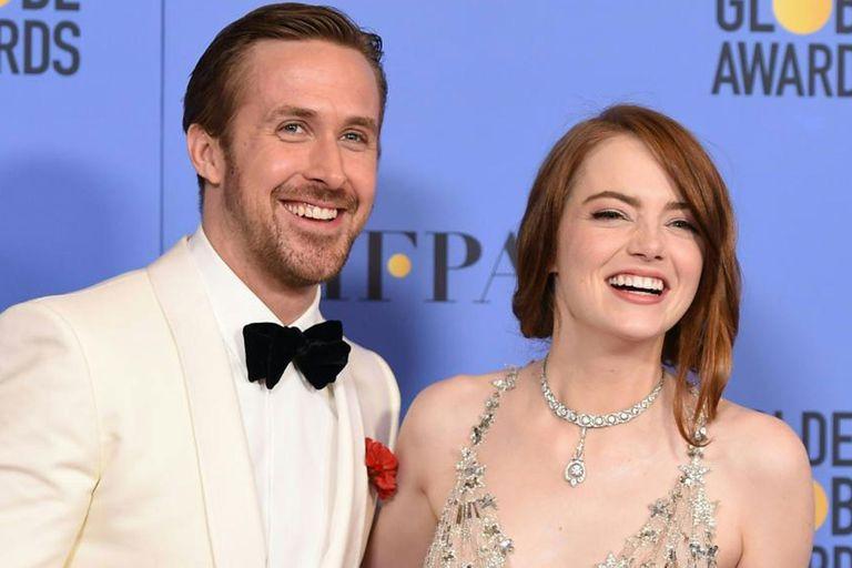 """Emma Stone: """"No puedo imaginar mi vida sin Ryan Gosling"""""""