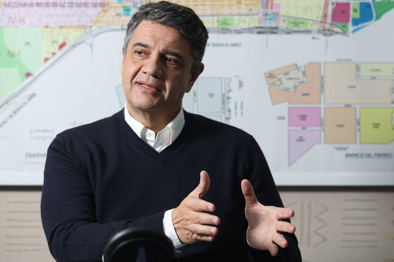 Jorge Macri, Intendente de Vicente López y presidente de Pro bonaerense
