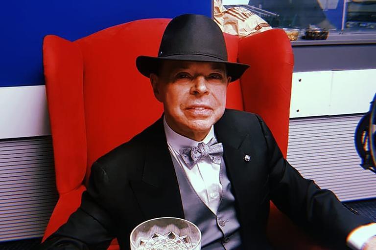 El exjuez federal, Norberto Oyarbide, debutó este mediodía en el programa de Coco Sily en Radio 10