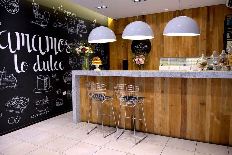 Los espacios gastronómicos encuentran, a través de la arquitectura, nuevas formas de tentar a los amantes de lo dulce