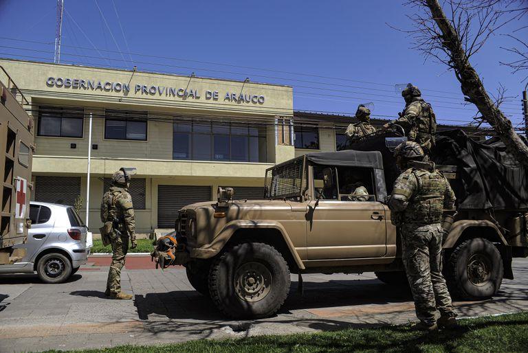 Piñera extiende el estado de excepción en la región en conflicto con los mapuches