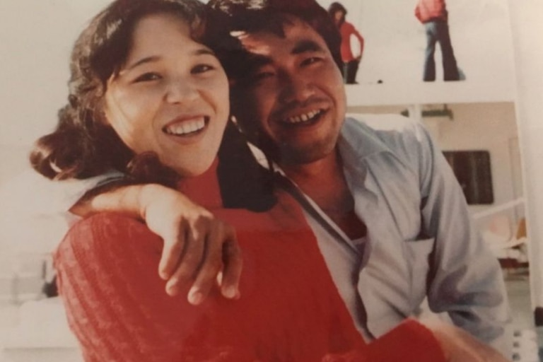 Teruaki Masumoto adoraba a su hermana Rumiko