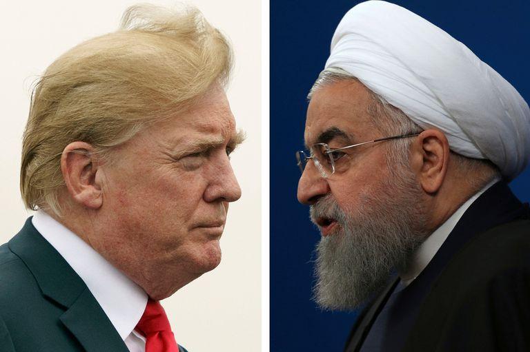 Irán pone tres condiciones a una posible cumbre de su líder con Trump