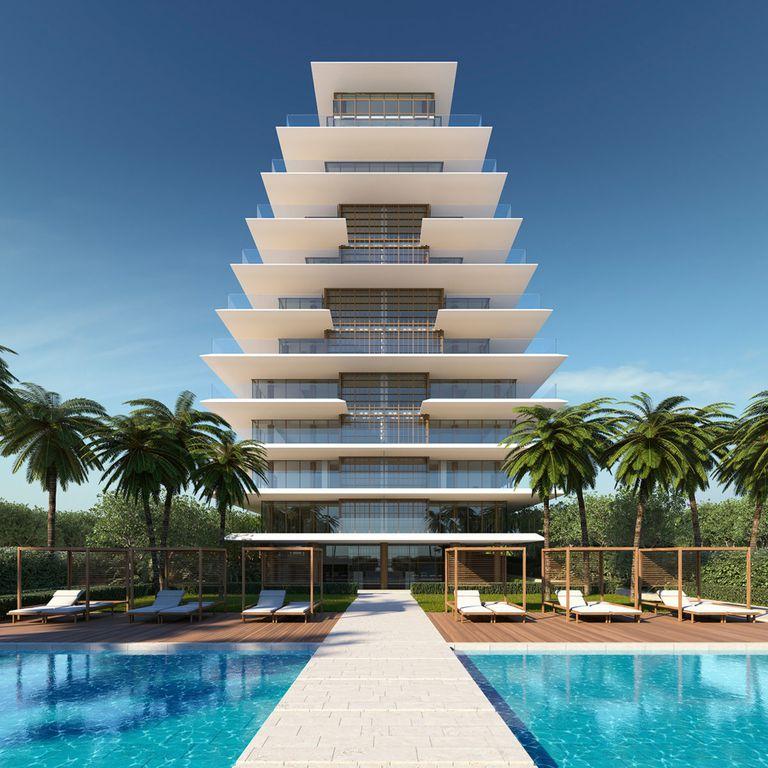 Un comprador anónimo pagó en criptomonedas un penthouse en el noveno piso del lujoso edificio de 12 plantas