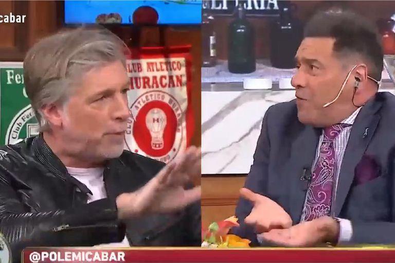 En Polémica en el bar, Mariano Iúdica y Horacio Cabak discutieron sobre la vacuna Sputnik V
