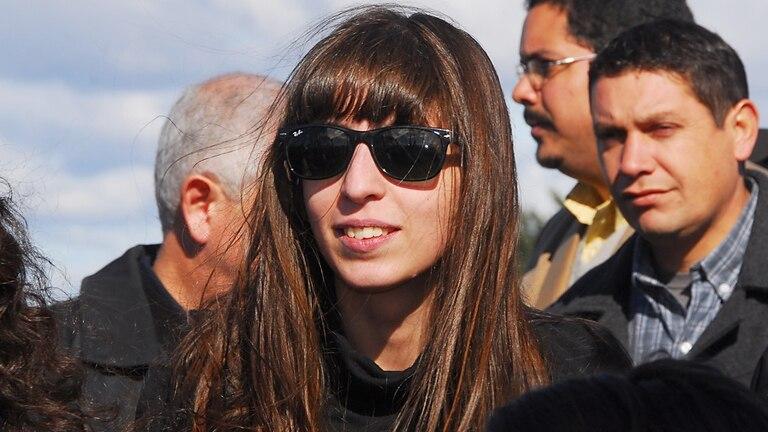 Florencia Kirchner negó haber participado en negocios de Hotesur
