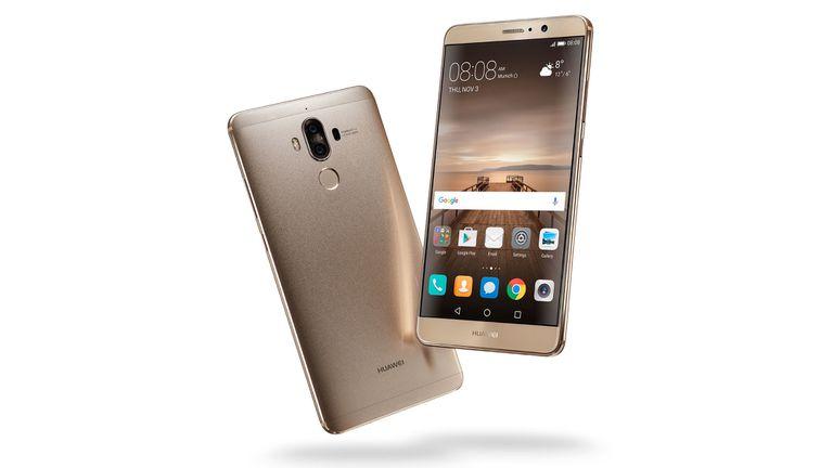 Un Huawei Mate 9