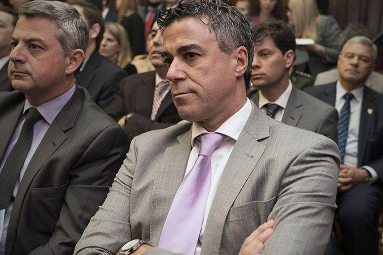 Daniel Rafecas es uno de los doce jueces federales de Comodoro Py y fue el candidato que eligió Alberto Fernández para cubrir la vacante que dejó Alejandra Gils Carbó en la procuración