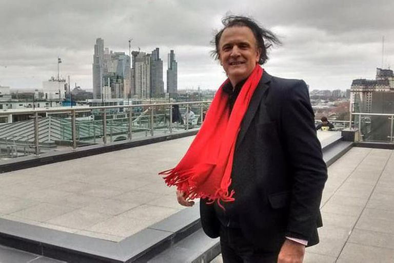 El periodista Daniel Santoro