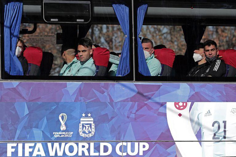 Sin problemas: dieron negativos los testeos de la selección antes de medirse con Uruguay