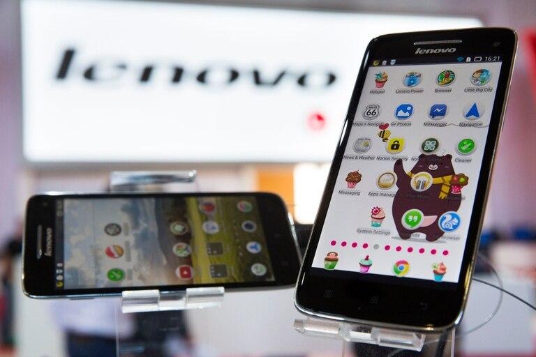 Lenovo Vibe X, uno de los modelos más recientes de la firma china