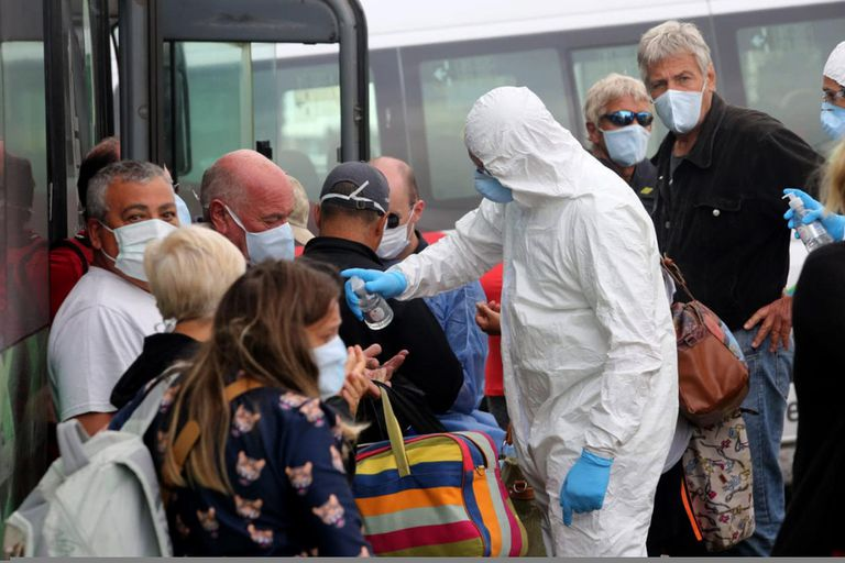 Coronavirus hoy en Uruguay: cuántos casos se registran al 9 de Abril