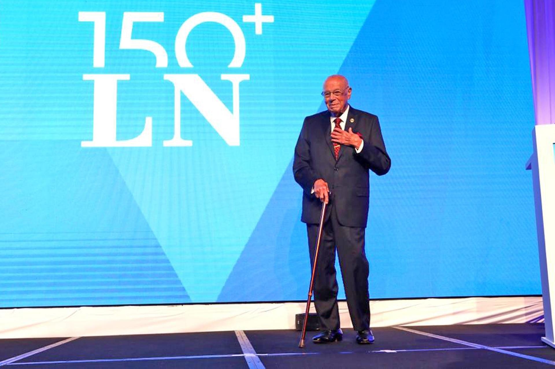 Fortunato Benaim tiene 100 años y fue el primer médico en el país en desarrollar un laboratorio de cultivo celular que permite reproducir la piel humana