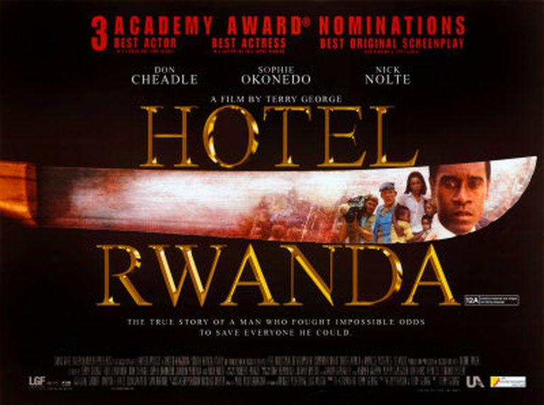 """El héroe que inspiró """"Hotel Ruanda"""", sometido a juicio por terrorismo"""