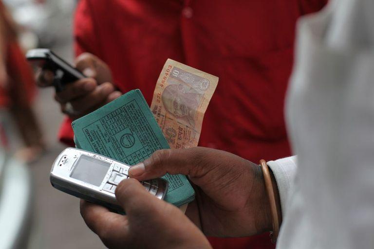 El sistema de pago electrónico  Nokia Money en India