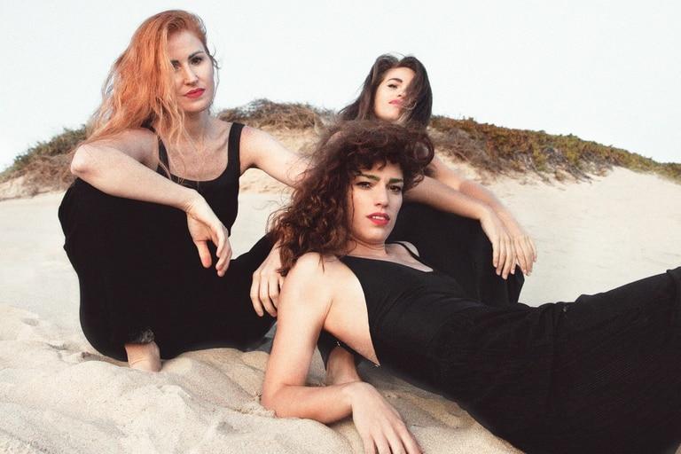 Fémina: el trío de mujeres que fue de la Patagonia al mundo y quiere su revancha en la Argentina