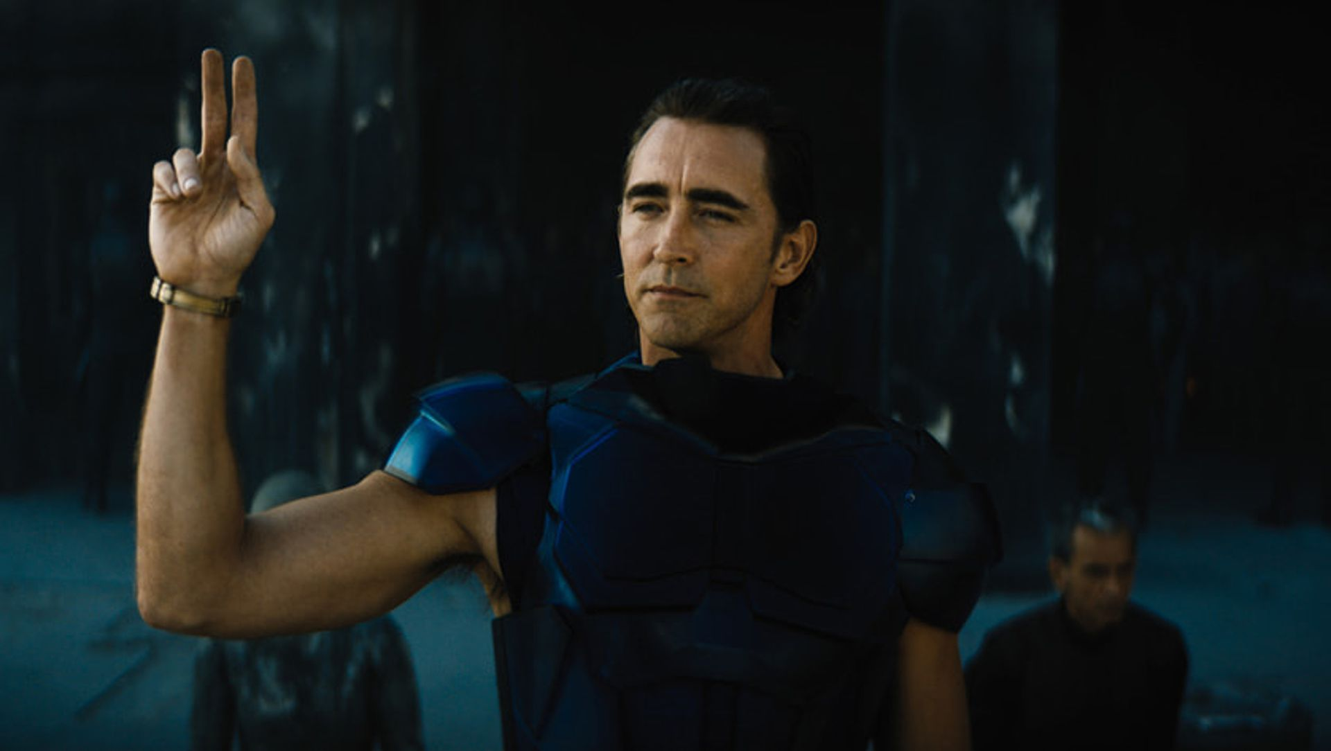 Lee Pace, como Brother Day