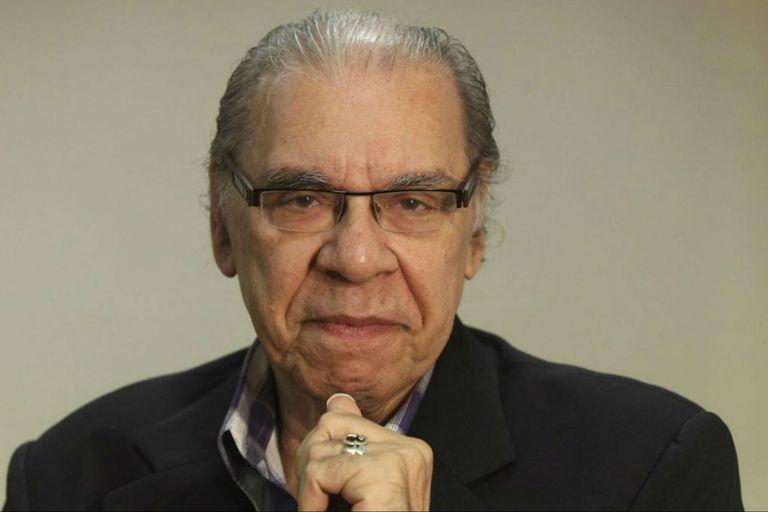 Enrique Pinti: se suspende la función de hoy de su obra, Al fondo a la derecha