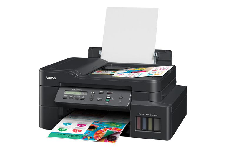 Brother presenta sus nuevos modelos de impresoras multifunción InkBenefitTank