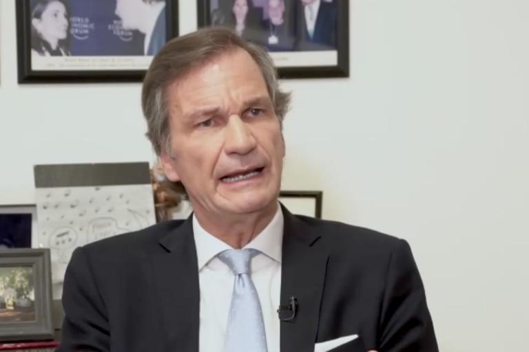 El neurólogo Conrado Estol.