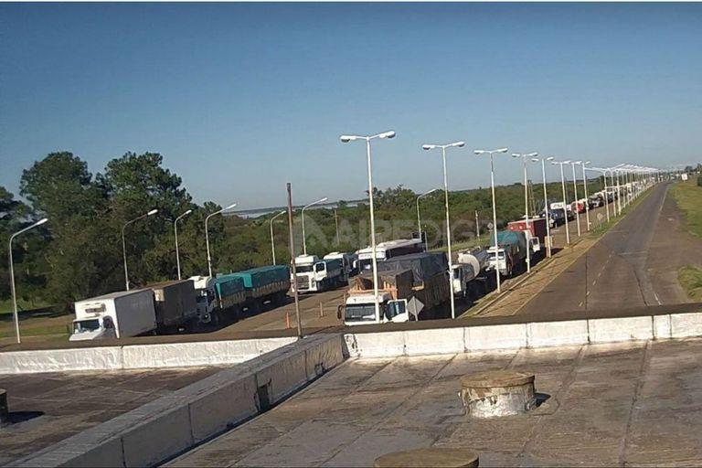 Paro de transportistas: habrá una audiencia de la Mesa de Tarifa