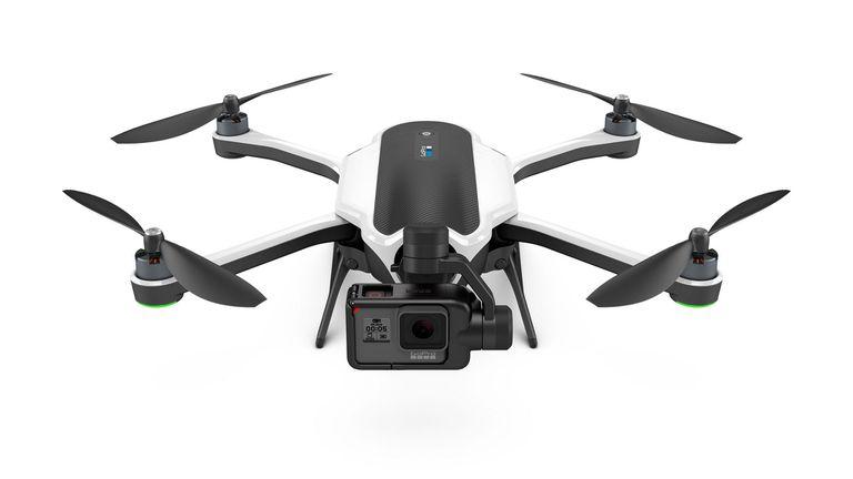 El drone Karma fue presentado en septiembre, pero ahora deberá ser retirado del mercado por un problema en sus baterías