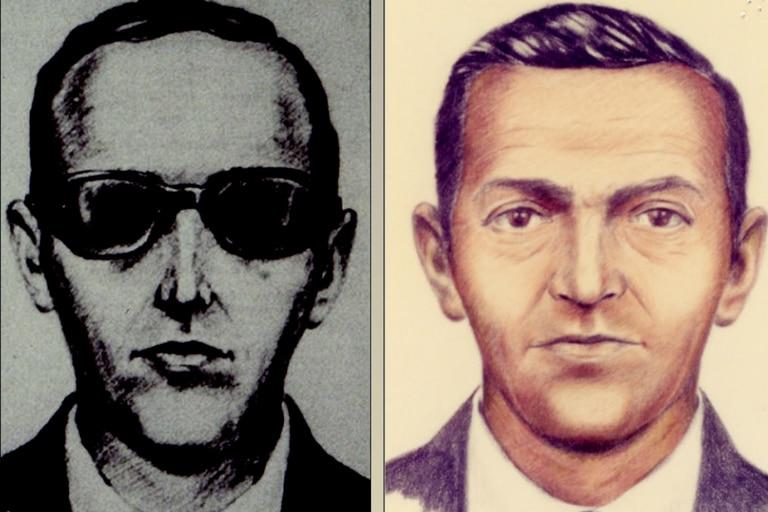 """La identidad de """"Dan Cooper"""" todavía es un misterio para el FBI"""
