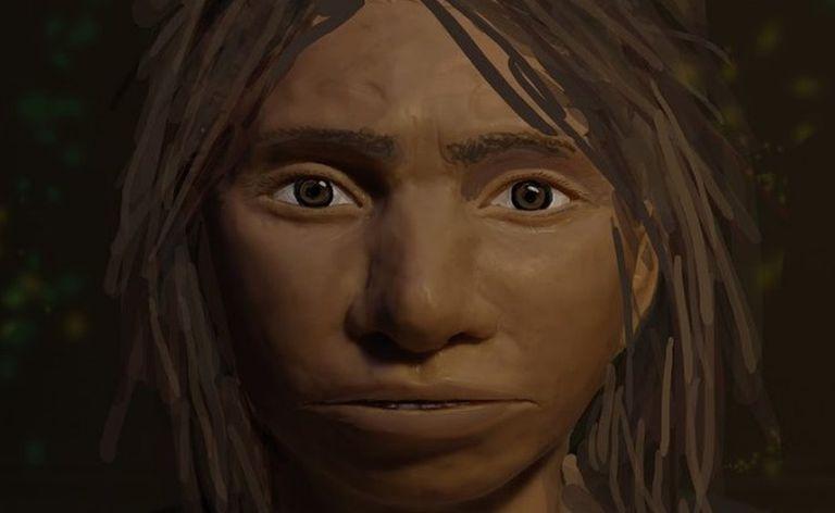 Los investigadores tienen una cantidad relativamente grande de restos de niños neandertales para estudiar