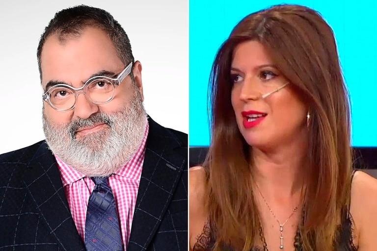 "La abogada Elba Marcovecchio contó que está de novia con Jorge Lanata: ""Me enamoró todo de él"""