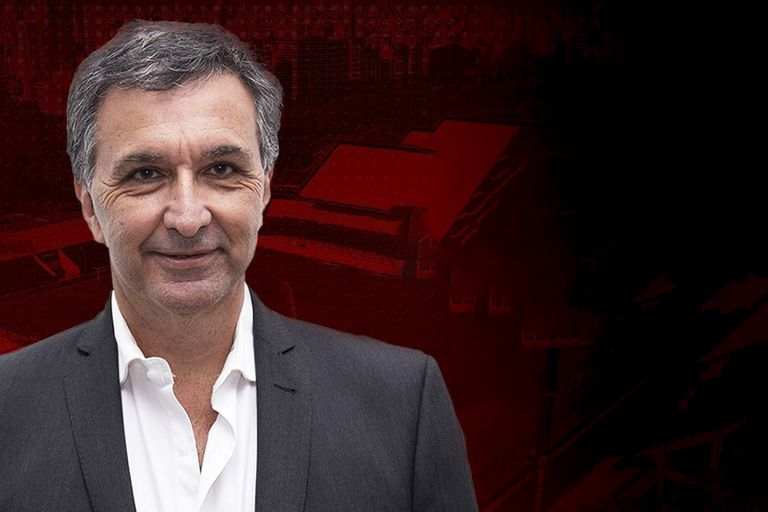 Ignacio Astore, el ex médico del plantel y ahora candidato a presidente, también sufrió una intimidación mafiosa, y su rival D'Amico se solidarizó con él en Twitter.