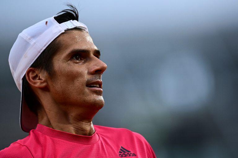 """Fede Coria dijo que se lleva """"confianza"""" y """"toallas para la casa de sus padres"""" de Roland Garros"""