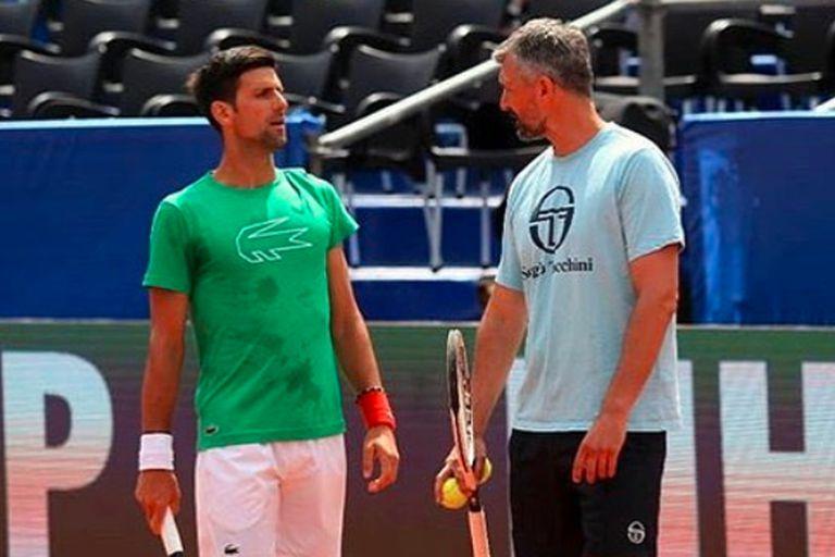 Contra Nadal: la temeraria frase del entrenador de Djokovic antes de la final