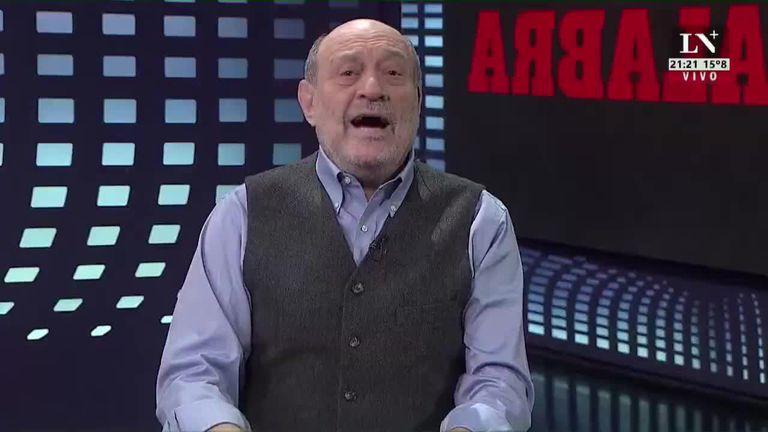 """Alfredo Leuco: """"Cristina no come vidrio y sabe que su única trinchera es el poder"""""""