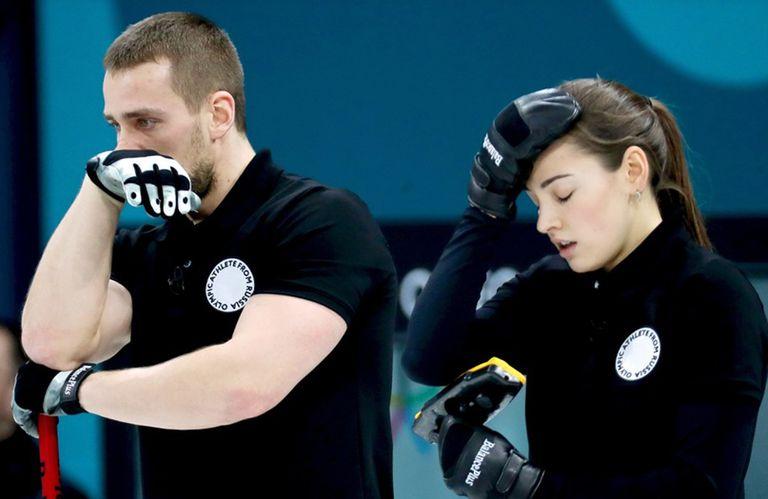 Declaran culpable de doping a curler ruso y le retiran la medalla de Pyeongchang