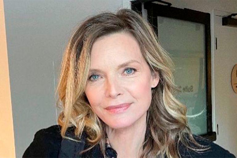 Michelle Pfeiffer, en la piel de una recordada exprimera dama estadounidense