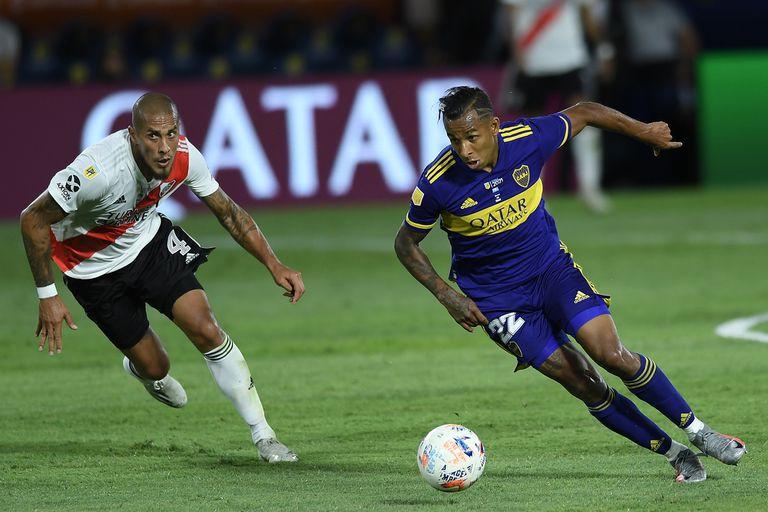 Sebastián Villa se fue a Colombia, enojado porque Boca no lo vendió a Brujas, de Bélgica