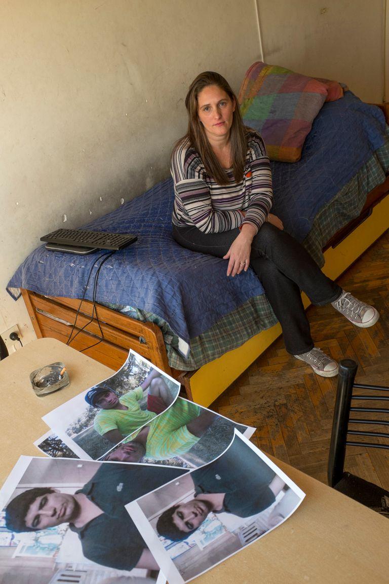 Aún estando preso, su ex pareja llamaba desde la cárcel para amenazarla