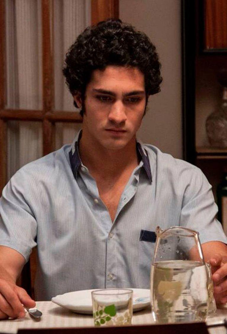 El Chino Darín interpreta a Alejandro, el hijo conflictuado