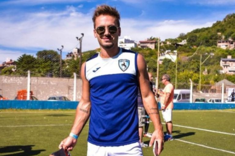 De Gregorio ya se entrena con su nuevo club en España mientras aguarda los trámites de ciudadanía