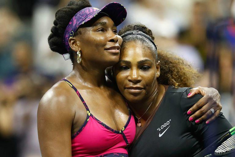 Una rivalidad eterna, de 20 años y 30 partidos: Serena le ganó a Venus Williams