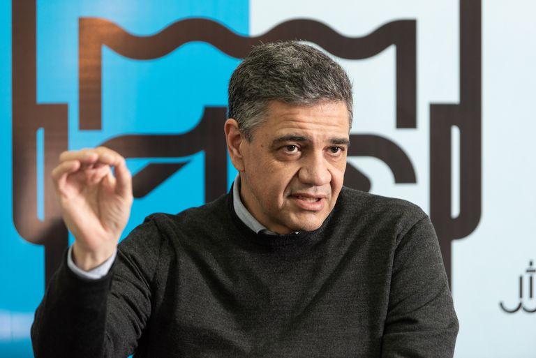 El titular de Pro en la provincia reclama un gesto de Manes o Santilli para evitar la interna