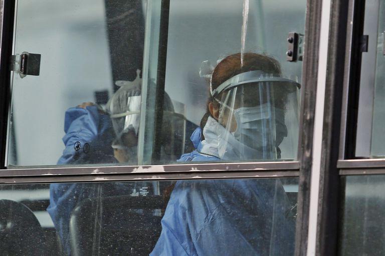 OPERATIVO DETECTAR EN PALERMOCovid_19 coronavirus                              FOTO: RICARDO PRISTUPLUK