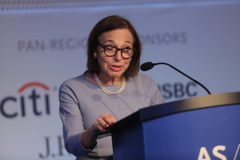 Susan Segal, presidente y CEO de Americas Society and Council of the Americas