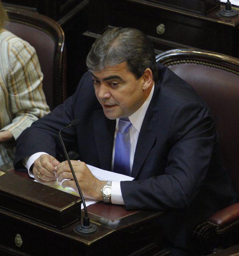 El ex senador Nicolás Fernández
