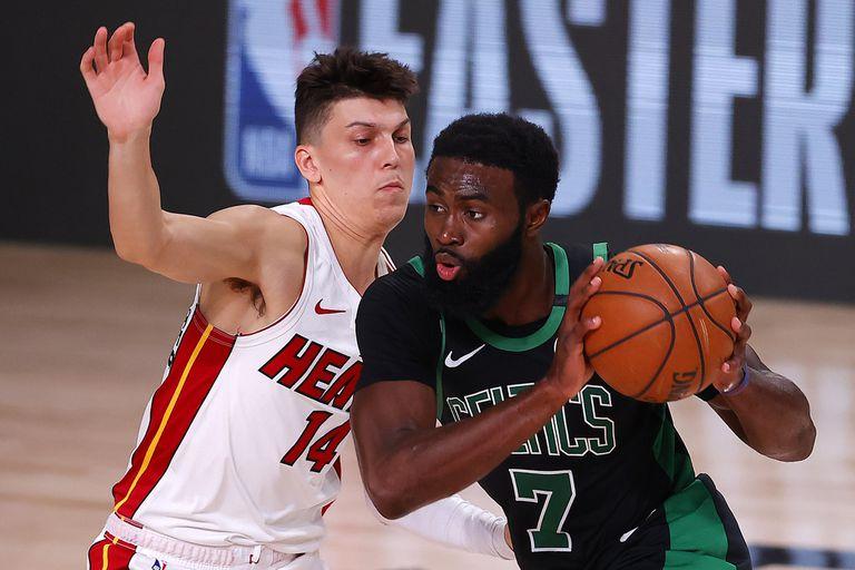NBA: Boston ganó y todavía sueña con jugar la final ante Los Angeles Lakers