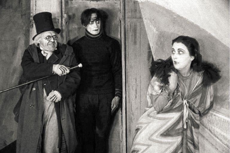 Cinco joyas expresionistas para celebrar los cien años del doctor Caligari