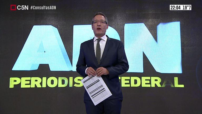 Escándalo. Qué dijo Tomás Méndez tras ser echado de C5N