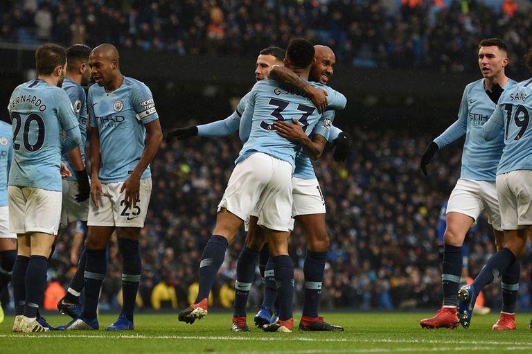 Manchester City volvió a ser líder, aunque Liverpool tiene un partido menos